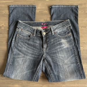 Wrangler Women's Low Rise Bootcut Jeans Size 10